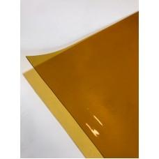 Bal Köpüğü-Kahverengi Renk Şeffaf Pvc Mika 1,37 cm En 0.60mm